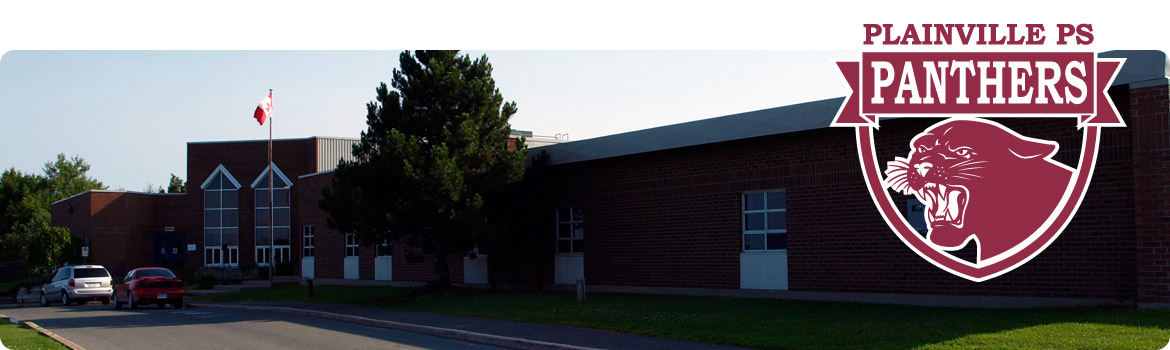 This is a picture of the front of our school building. We have beautiful big windows!