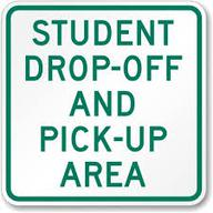 Pick-up and Drop-off of students
